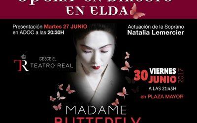 La ópera sale a las plazas de Elda