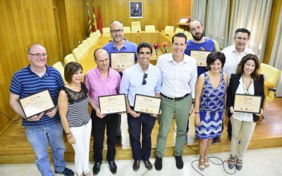 El programa educativo Llave de Elda culmina con el reconocimiento a las entidades y empresas colaboradoras