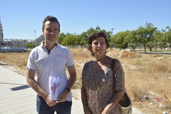 La concejalía de Medio Ambiente insta a los dueños de solares a realizar la limpieza de los mismos