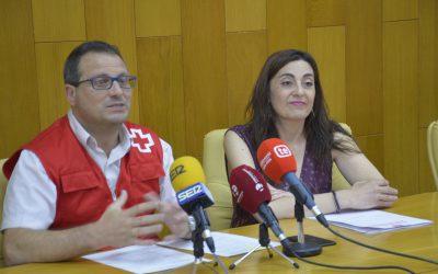 La concejalía de Sanidad y la Cruz Roja advierten de los riesgos de la ola de calor