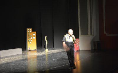 Las Concejalías de Educación y Seguridad dará a conocer la educación vial a los niños con una obra de teatro