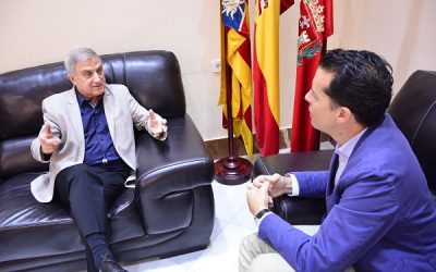 Francis Valero, nombrado pregonero de las Fiestas Mayores de 2017