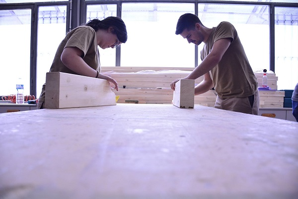 30 jóvenes eldenses participan en el programa de empleo y formación T'Avalem Elda I