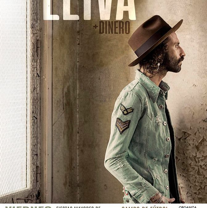El cantante Leiva actuará en las Fiestas Mayores de Elda