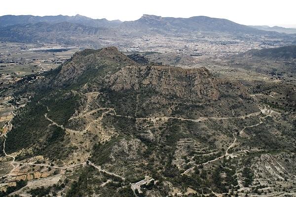 El Ayuntamiento de Elda recibe una subvención para actividades de prevención de incendios forestales