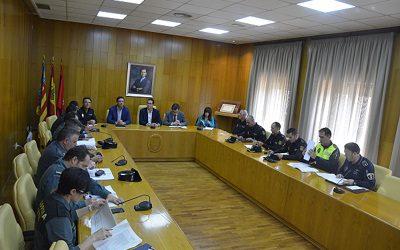 El Ayuntamiento busca extremar las medidas de protección en fiestas mayores y fallas reuniendo a la Junta de Seguridad la próxima semana