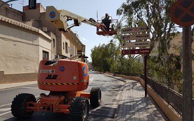 El Ayuntamiento contrata a una empresa especializada para sanear los árboles de Novo Hamburgo que alcanzan los 15 metros de altura