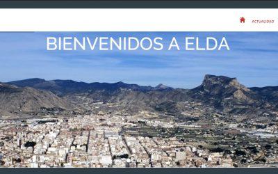 La nueva web municipal recibe casi 55.000 visitas desde su presentación