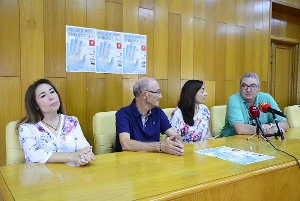 La concejalía de Solidaridad presenta la Exposición de Proyectos Internacionales de ONGD's