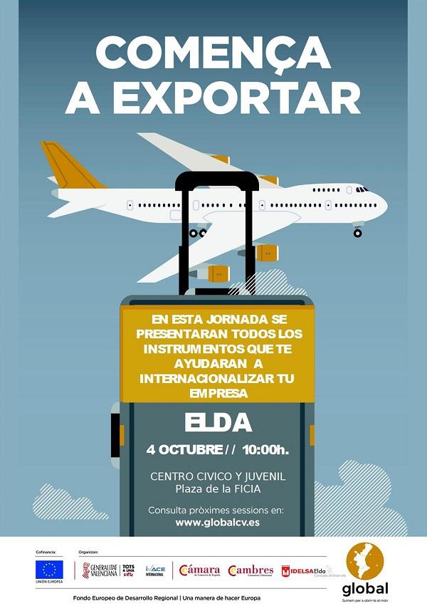 cartel exportar 1
