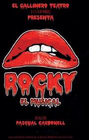 Rocky, el musical. Gallinero Teatro
