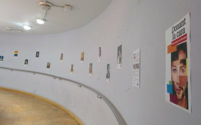 El Centro Cívico acoge una exposición con motivo de la celebración del Día Internacional de la Visibilidad Bisexual