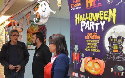 Halloween Party en el Mercado Central de Elda
