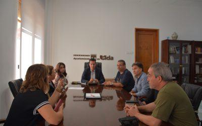 El Ayuntamiento acomete las obras de mejora del tejado de la Asociación de Familiares y Amigos de Enfermos de Alzheimer