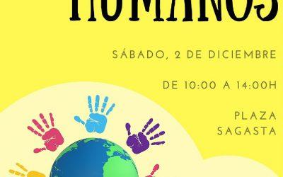 Elda celebra el Día de los Derechos Humanos con actividades en la Plaza Sagasta
