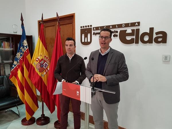El alcalde anuncia un paquete de inversiones de 170.344 euros hasta final de año en la mejora de las instalaciones deportivas municipales