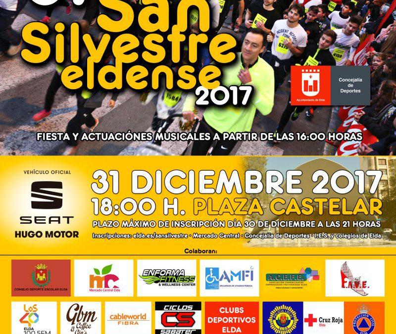 Presentada la tradicional carrera de fin de año San Silvestre que este año sortea un viaje a Roma