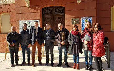 Comienzan las obras de acondicionamiento de la Casa Grande del Jardín de la Música en las que se van a invertir más de 135.000 euros