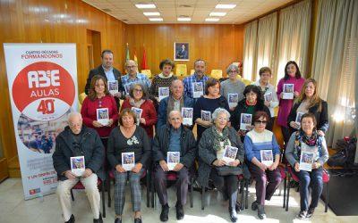 """Aulas de la 3ª Edad inicia su 40 Aniversario con la publicación del libro """"40 relatos para no olvidar"""""""
