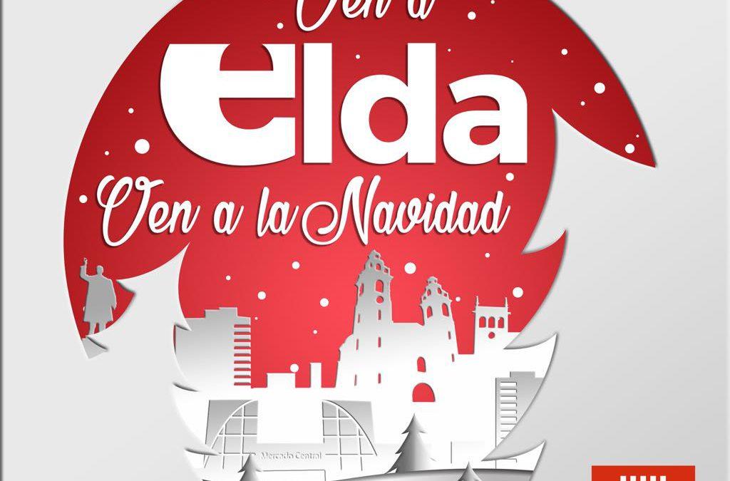 Música en la calle, talleres infantiles, animación y espectáculos para la Navidad eldense