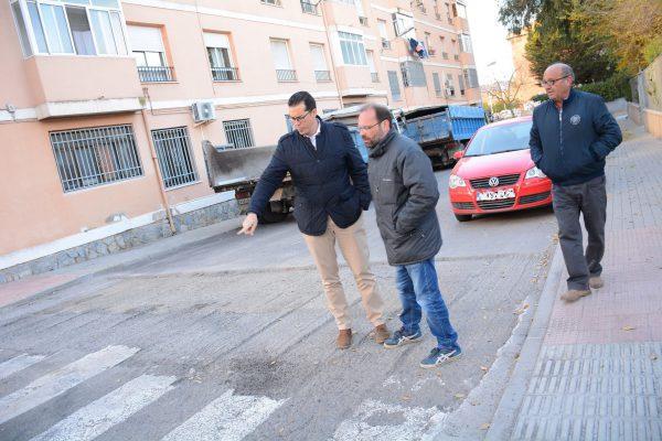 Más de 16.000€ para acometer la renovación de varios tramos de calles de la ciudad