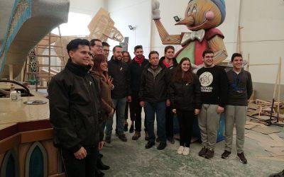 Últimos preparativos para la Cabalgata de Reyes