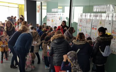 """Más de 1.100 niños participan en XI concurso de dibujo escolar """"Mamá Trabajadora"""""""