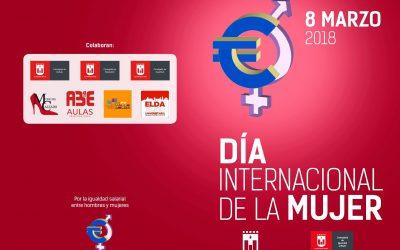 Elda se prepara para celebrar el Día Internacional de la Mujer