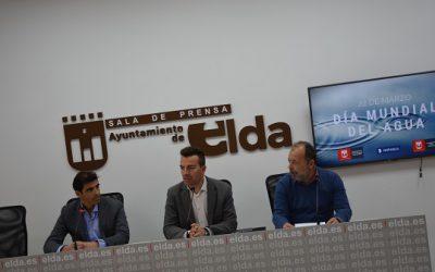 El Ayuntamiento e Hidraqua lanzan una campaña para el uso responsable del agua