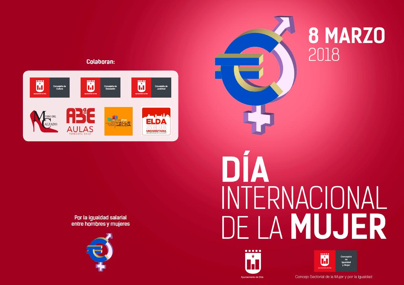 Dia internacional de la mujer 2018