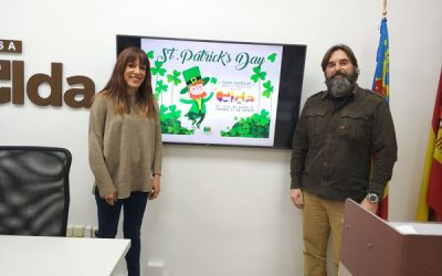 El Ayuntamiento de Elda consolida la fiesta de St. Patrick y amplía las actividades de ocio y culturales entorno al idioma inglés