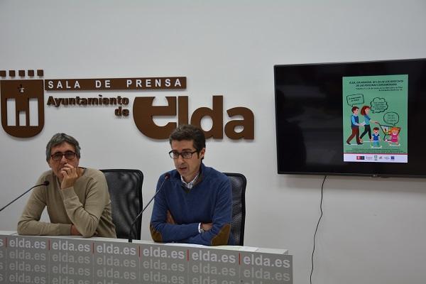 Celebración del Día Mundial del Consumidor con actividades lúdicas en los mercados eldenses