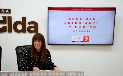 La concejalía de Juventud organiza seis talleres que formarán parte del Baúl del Estudiante y del Empleo