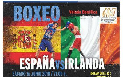 Elda acogerá una velada de boxeo de las selecciones nacionales de España e Irlanda