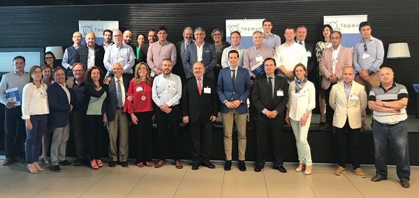Elda acoge una reunión de la federación de Polígonos Industriales de la Comunitat Valenciana