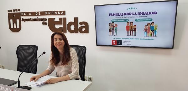 """La plaza Castelar acoge este viernes una jornada sobre """"Familias por la Igualdad"""" con talleres y actividades"""
