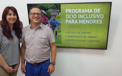 El Ayuntamiento y Cruz Roja lanzan un programa de ocio inclusivo para que ningún niño se quede sin actividades en verano