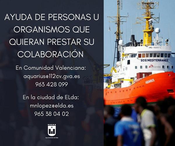 Servicios Sociales y Solidaridad colaboran con Cruz Roja en el proyecto de ayuda humanitaria y acogida