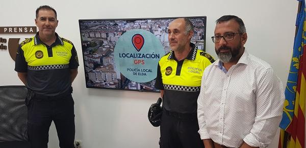 La Policía Local está identificando las viviendas del extrarradio mediante GPS para reducir el tiempo de respuesta ante una emergencia