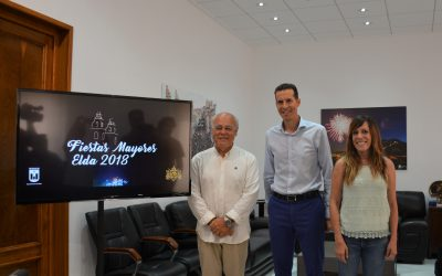 El Ayuntamiento presenta el vídeo promocional de las Fiestas Mayores