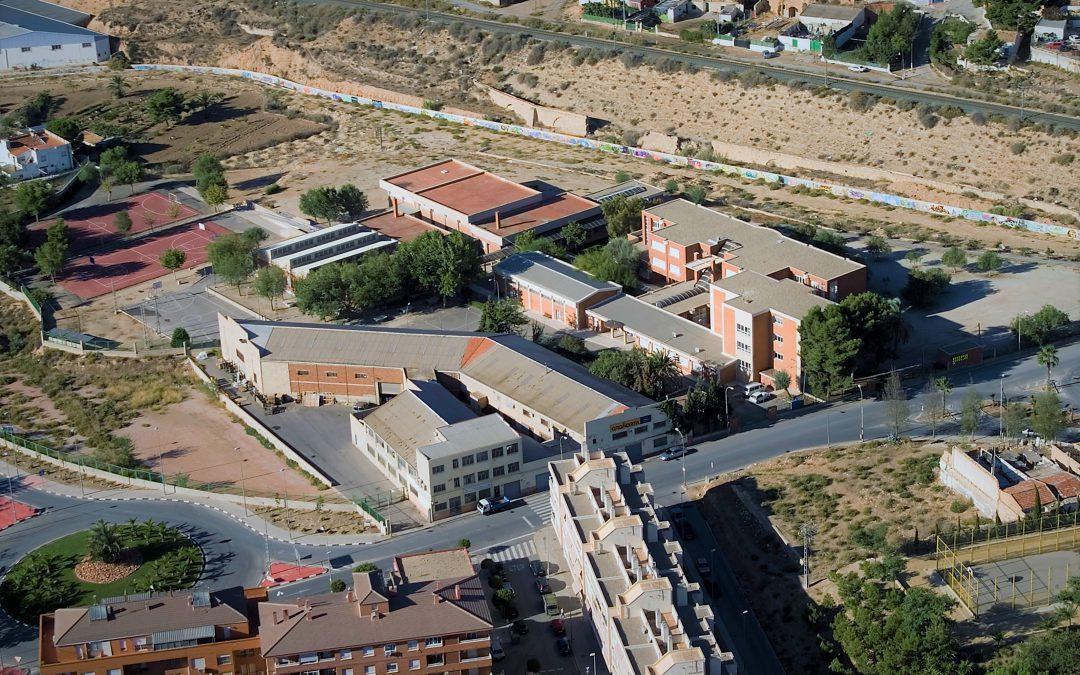 El Plan Edificant actuará en tres centros educativos