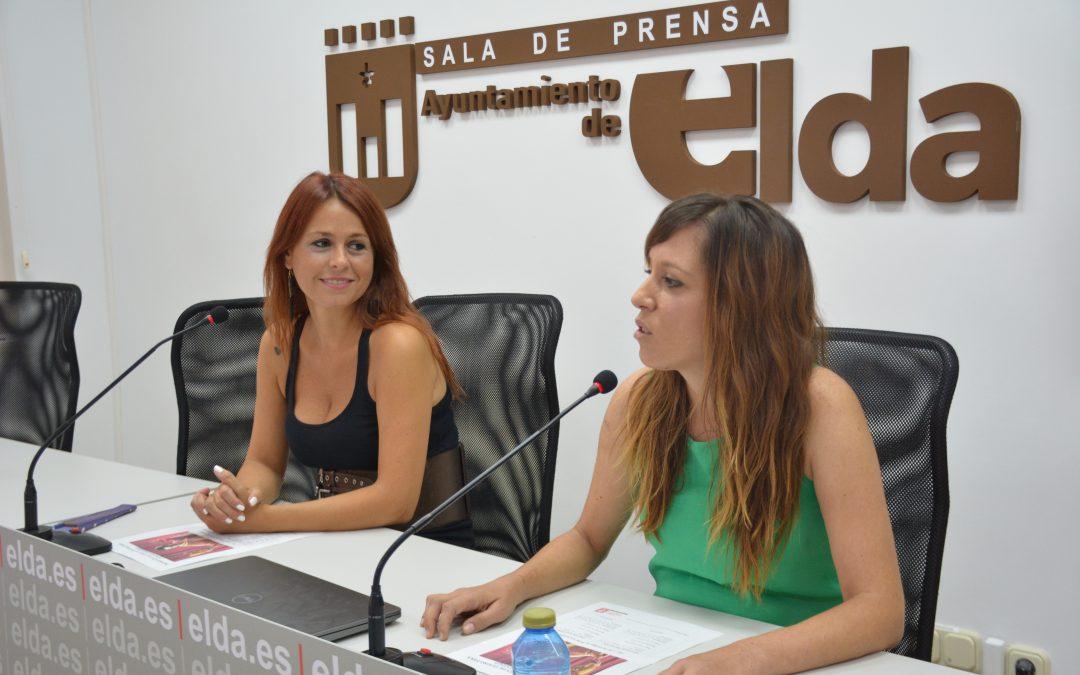 La eldense Olga Sanchiz será la monitora del Taller de Teatro hasta final de año