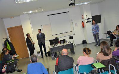 Idelsa organiza un curso de alfabetización digital para personas desempleadas