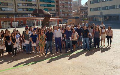 Se incorporan al Ayuntamiento 88 jóvenes dentro del objetivo del equipo de Gobierno de trabajar por el empleo