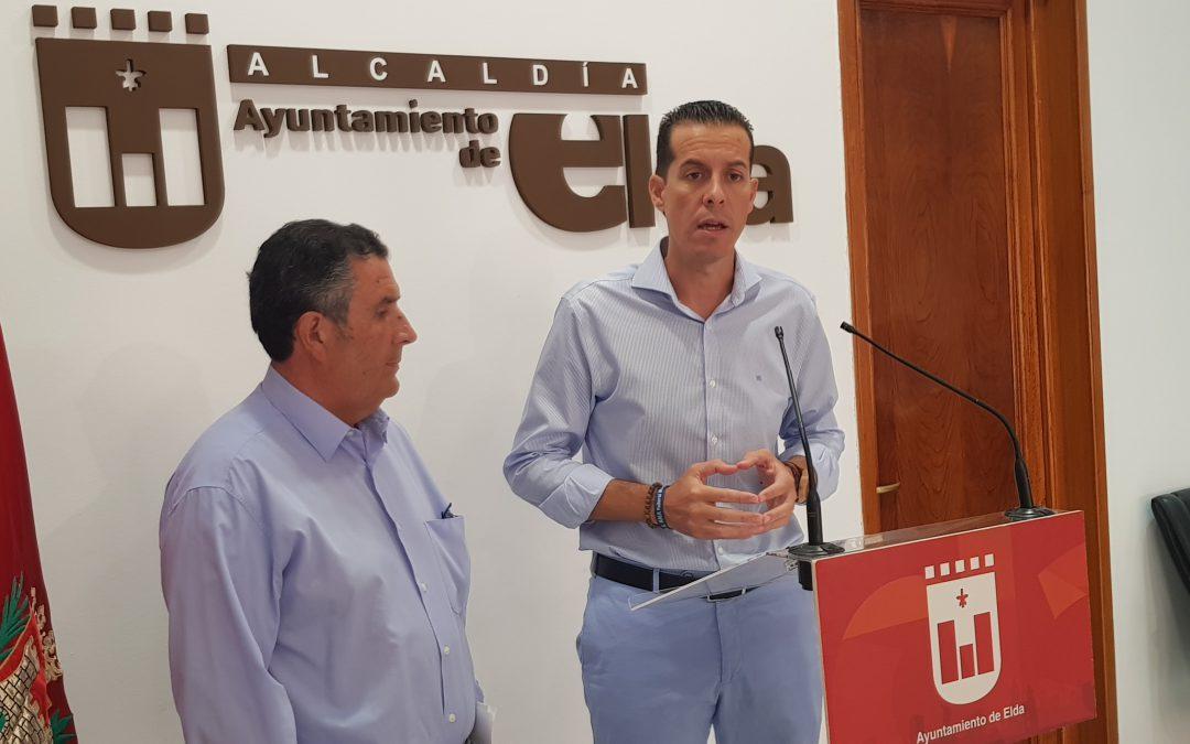 El alcalde destaca que la eliminación de la deuda con los bancos permitirá afrontar mejor las necesidades de la ciudad