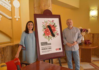El Teatro Castelar y la concejalía de Cultura organizan un concurso para decorar la fachada y el vestíbulo del edificio en Navidad