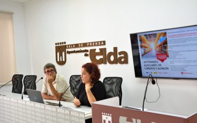 """Idelsa convoca un curso gratuito de """"Actividades Auxiliares de Comercio y Almacén"""" para jóvenes inscritos en el Programa de Garantía Juvenil"""