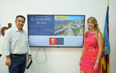 El Ayuntamiento de Elda retoma las visitas guiadas por El Monastil