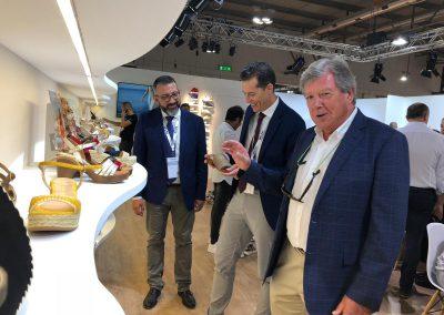 Dieciséis marcas de calzado de Elda participan en la MICAM de Milán, la feria internacional de referencia en el sector zapatero