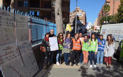 """El proyecto """"Andeando"""" de Elda, nominado a un premio de la Generalitat Valenciana sobre la  Semana Europea de la Movilidad"""